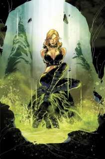 Grimm Fairy Tales: Realm War #4 (Valentino Cover)