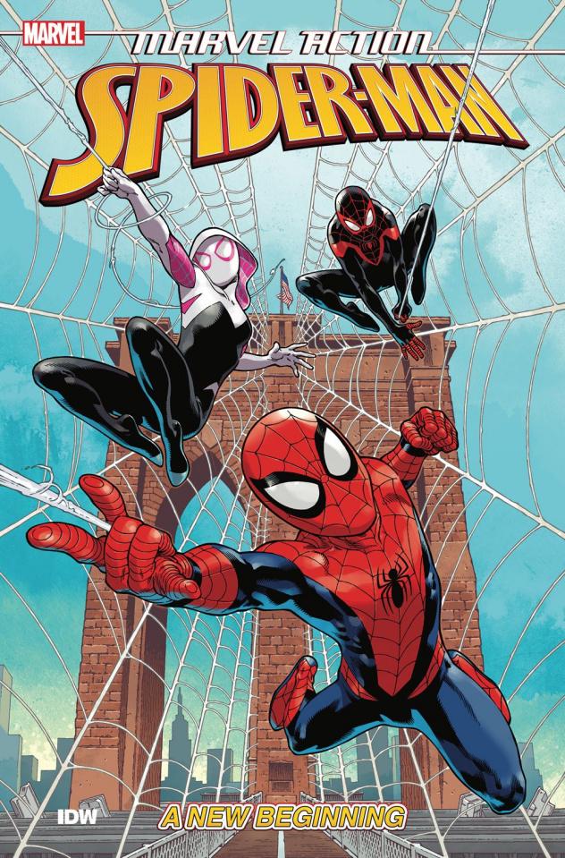 Marvel Action: Spider-Man Book. 1: A New Beginning