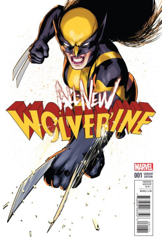 All-New Wolverine #1 (Lopez Cover)