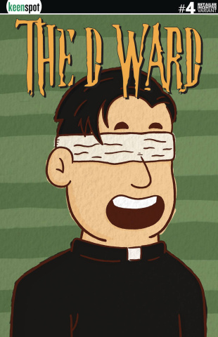 The D Ward #4 (Free 5 Copy Starling Cover)