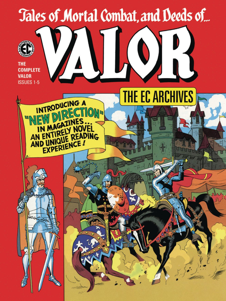 EC Archives: Valor