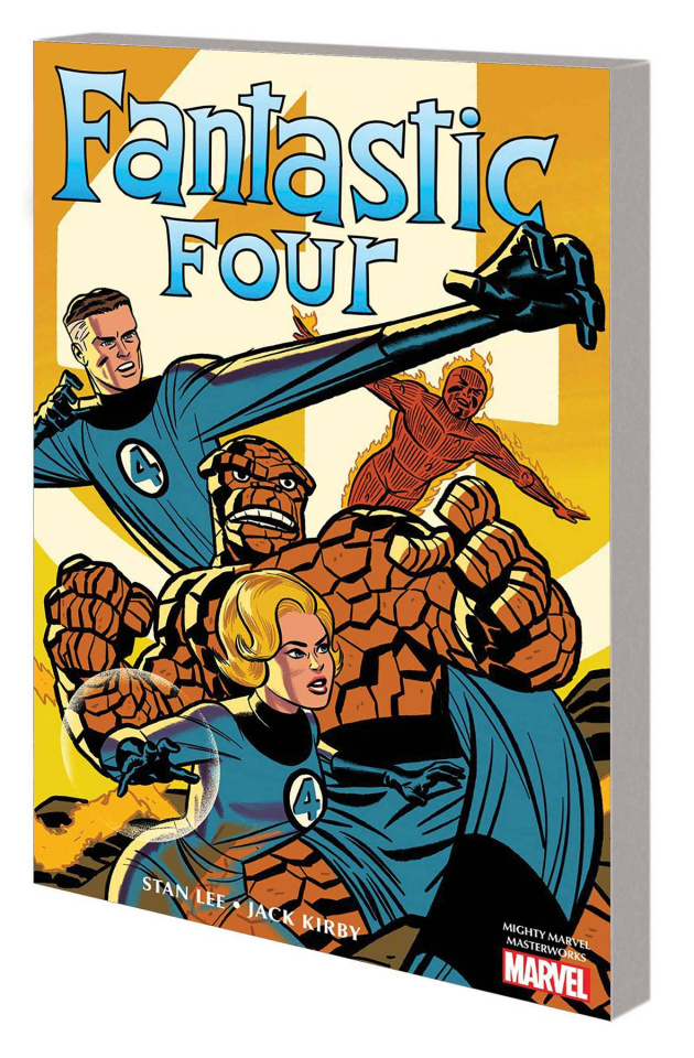 Fantastic Four Vol. 1: Greatest Heroes (Mighty Marvel Masterworks)