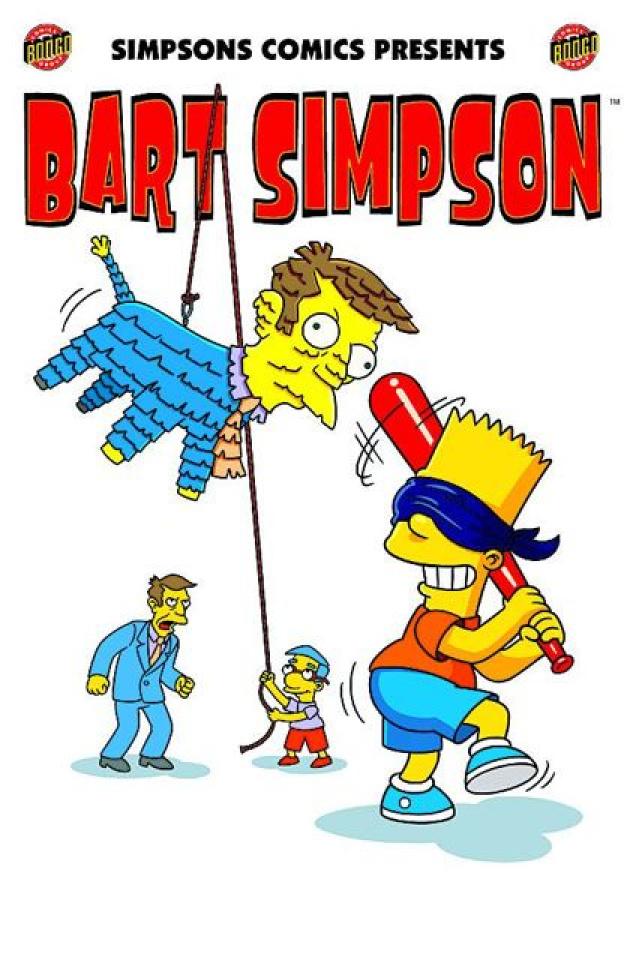 Bart Simpson Comics #63