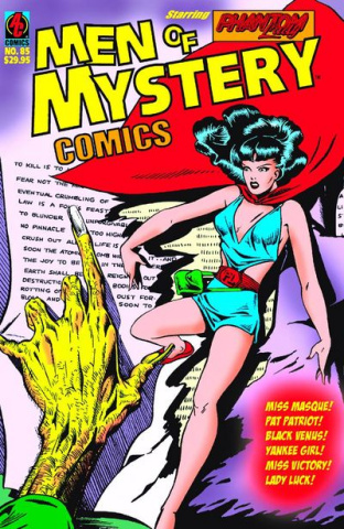Men of Mystery #85