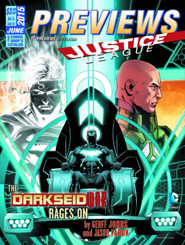 Previews #323: August 2015