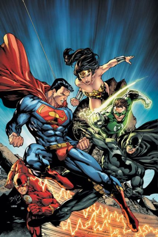 DC Universe: Online Legends #10