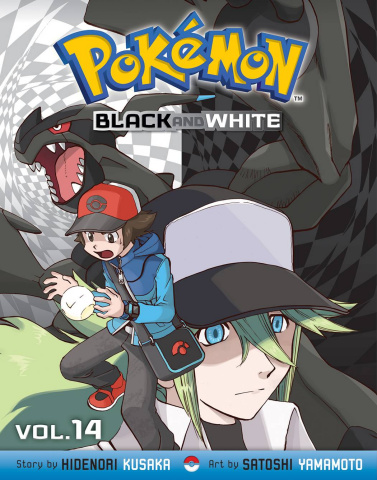 Pokémon: Black & White Vol. 14