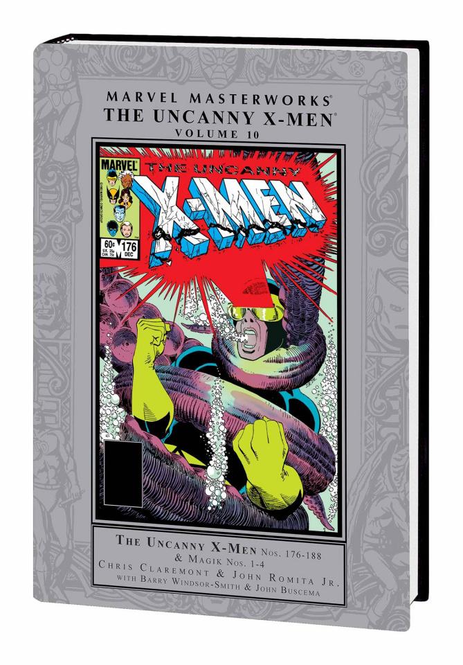 Uncanny X-Men Vol. 10 (Marvel Masterworks)