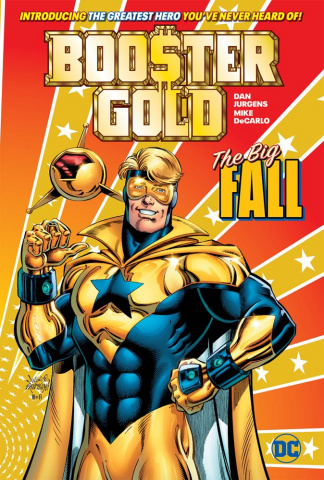 Booster Gold: The Big Fall