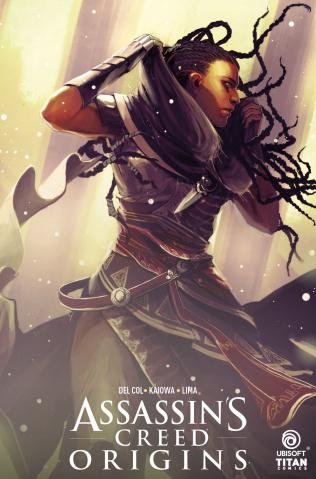 Assassin's Creed: Origins #1 (Hans Cover)
