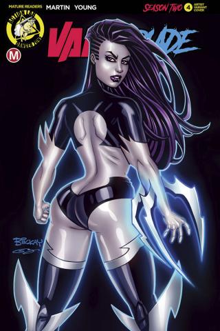 Vampblade, Season Two #4 (McKay Cover)