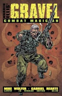 Gravel: Combat Magician #3