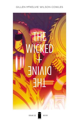 The Wicked + The Divine #22 (McKelvie & Wilson Cover)