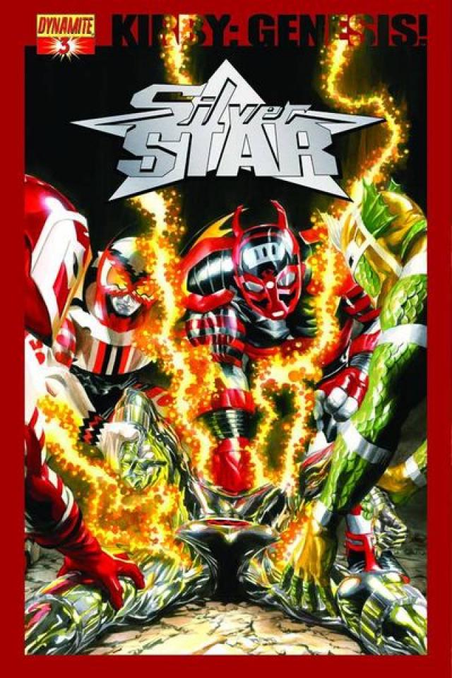 Kirby Genesis: Silver Star #3
