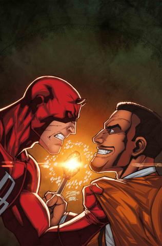 Infinity Countdown: Daredevil #1 (Lim Cover)