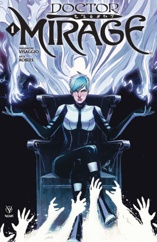 Doctor Mirage #1 (Ingranata Cover)