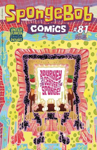 Spongebob Comics #81
