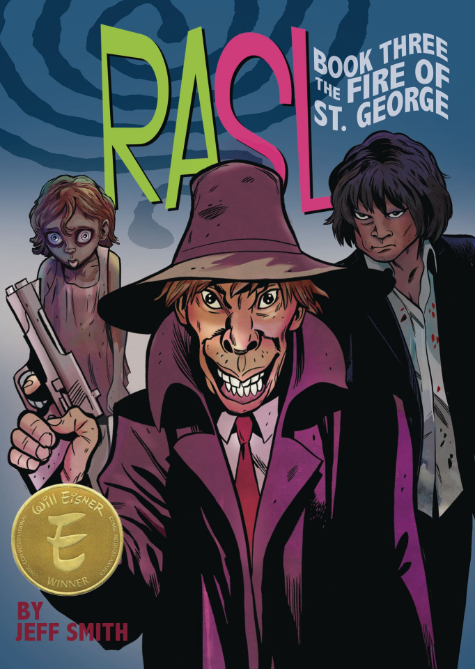 RASL Vol. 3: The Fire of St. George (Color Edition)