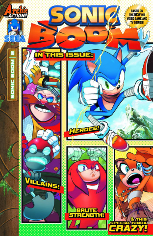 Sonic Boom #2