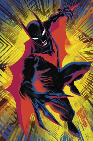 Batman Beyond #44 (Francis Manapul Cover)