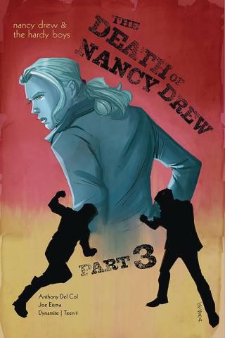 Nancy Drew & The Hardy Boys: The Death of Nancy Drew #3 (Eisma Cover)