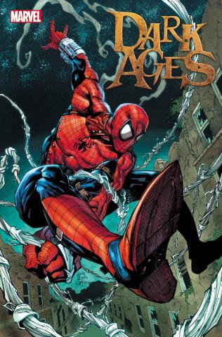 Dark Ages #2 (Stegman Cover)