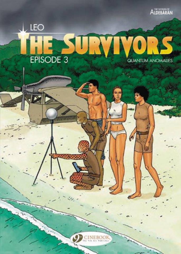 The Survivors Episode 3: Quantum Anomalies