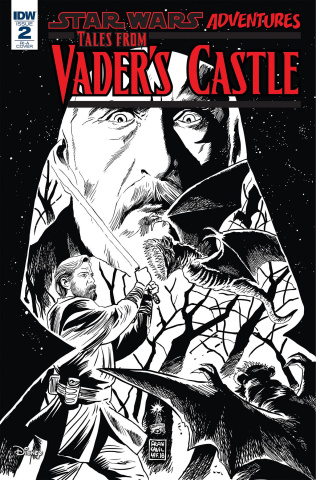 Star Wars: Tales From Vader's Castle #2 (10 Copy Cover)