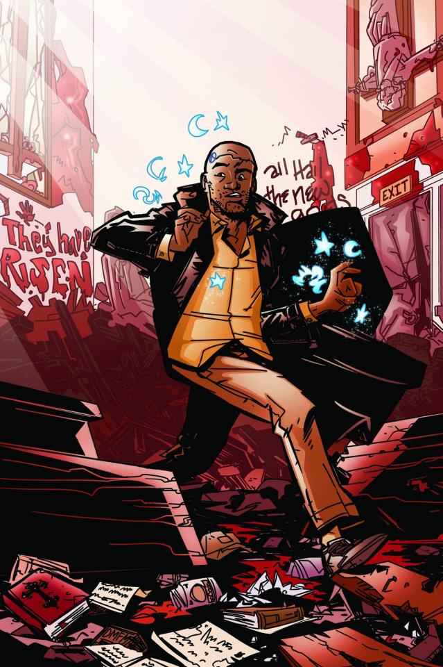 Tales of Mr. Rhee: Karmageddon #3