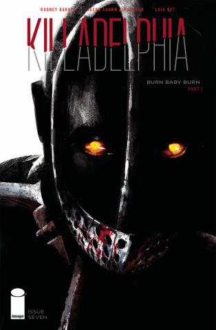 Killadelphia #7 (Alexander Cover)
