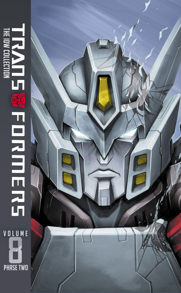 The Transformers: The IDW Collection Vol. 8: Phase 2