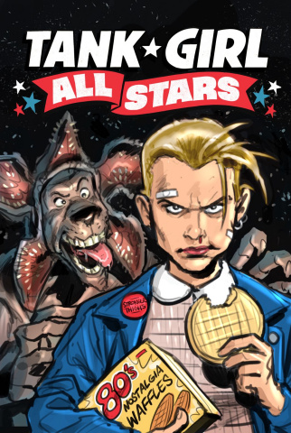 Tank Girl All Stars #1 (Wahl Cover)