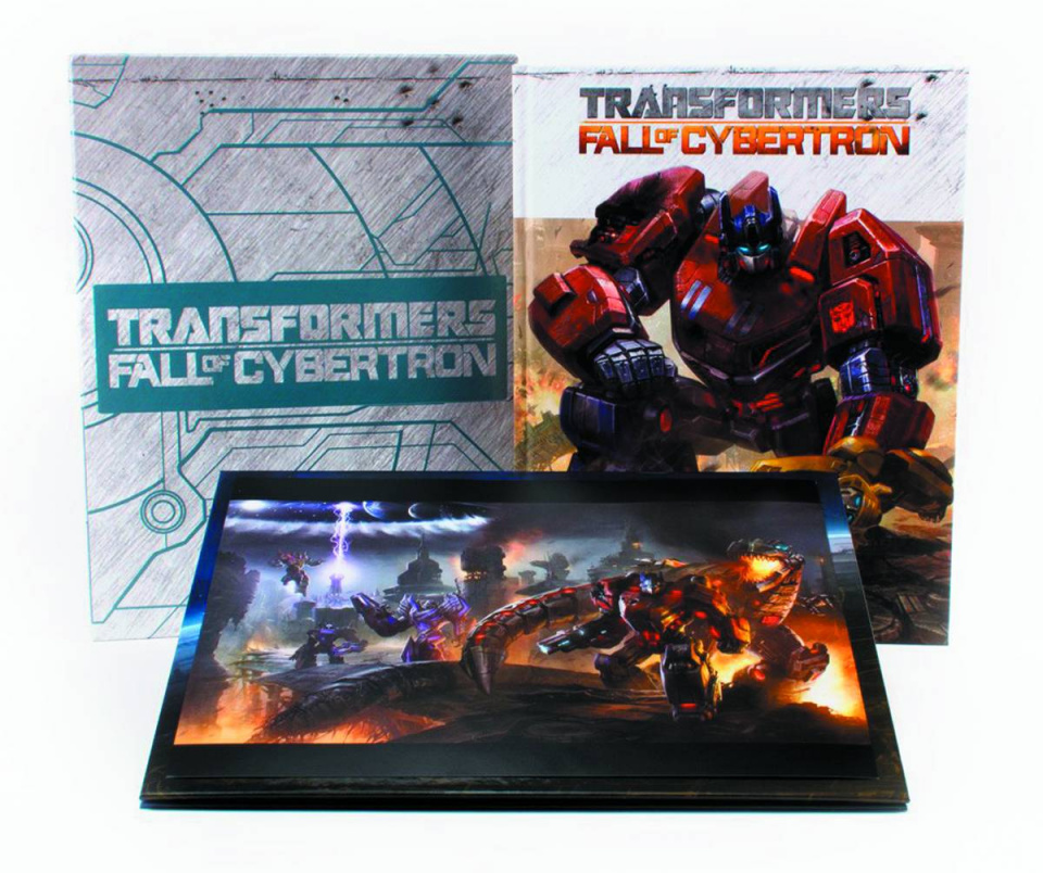 Transformers: Art of Fall of Cybertron