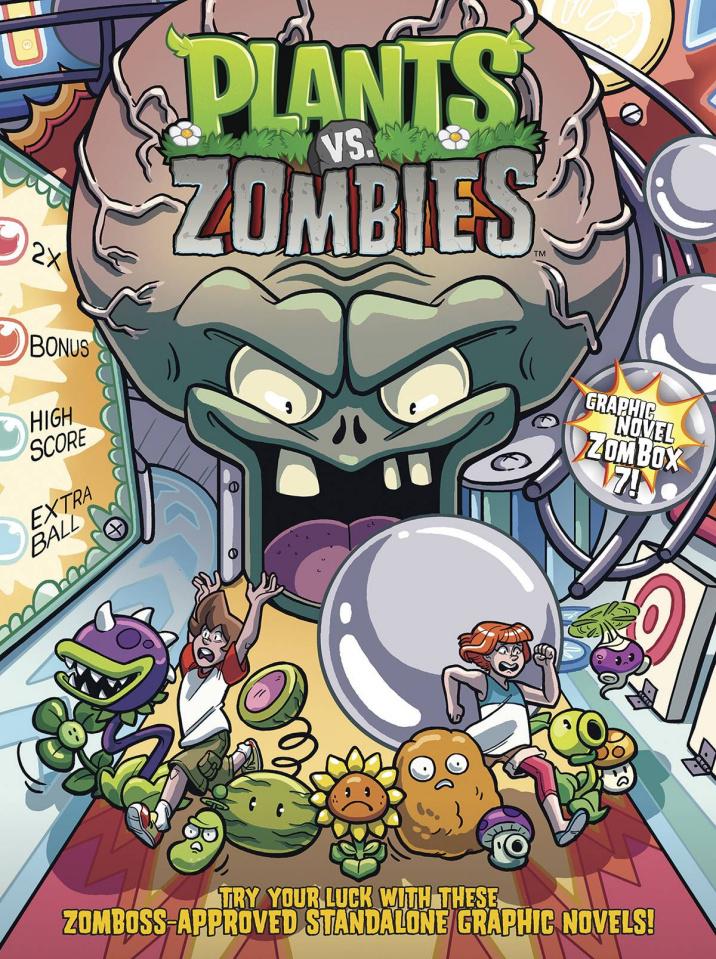 Plants vs. Zombies Vol. 7 (Boxed Set)