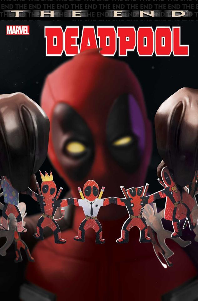 Deadpool: The End #1
