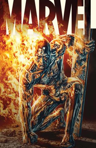 Marvel #6 (Bermejo Cover)
