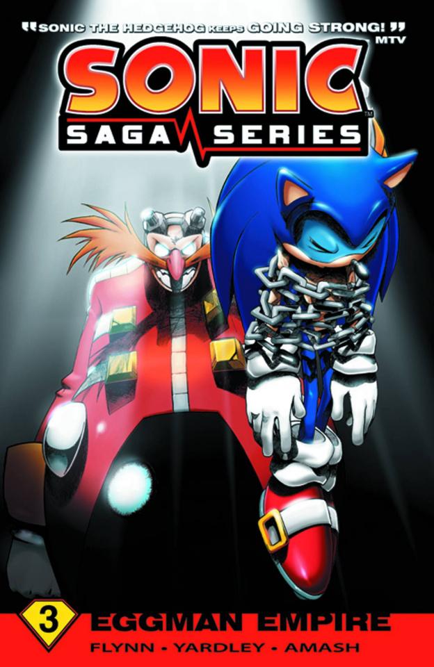 Sonic Saga Vol. 3: Eggman Empire