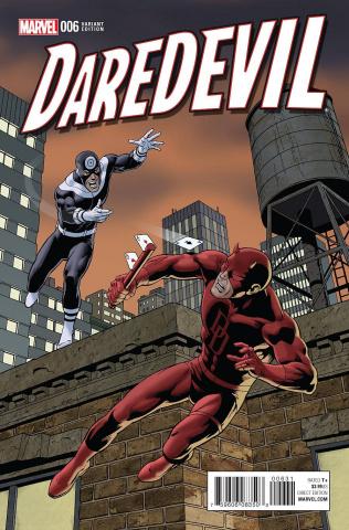 Daredevil #6 (McLeod Classic Cover)