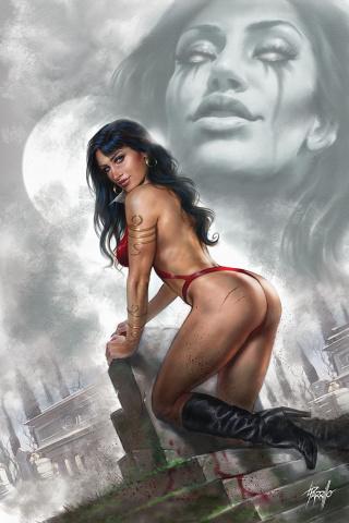 Vengeance of Vampirella #4 (Parrillo CGC Graded Cover)