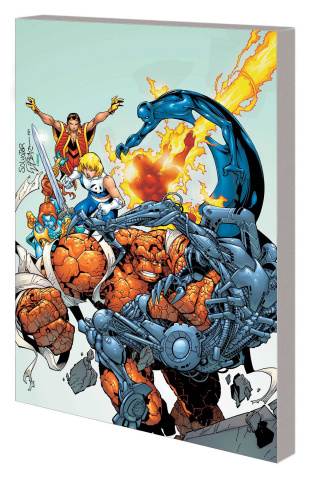 Fantastic Four Vol. 2: Heroes Return (Complete Collection)