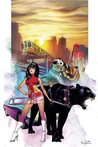 Vampirella #17 (30 Copy Gunduz Virgin Cover)