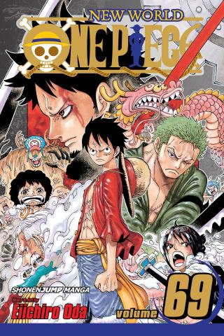 One Piece Vol. 69