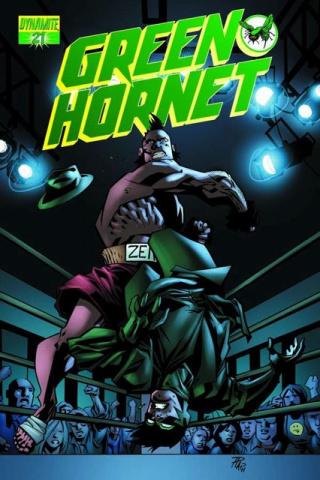 The Green Hornet #21