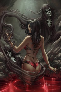 Grimm Fairy Tales: Realm War #10 (Rich Cover)