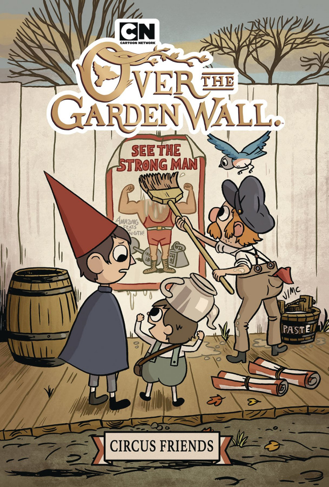 Over the Garden Wall: Circus Friends Vol. 2