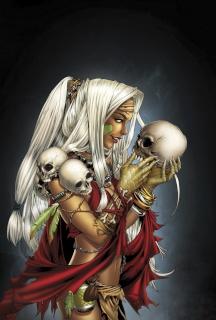 Grimm Fairy Tales #95 (Cummings Cover)