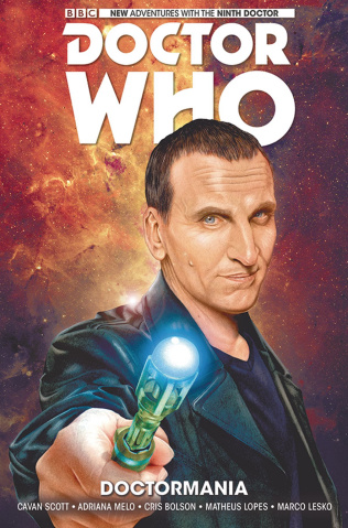 Doctor Who: New Adventures with the Ninth Doctor Vol. 2: Doctormania