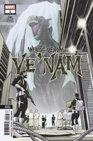 Web of Venom: Ve'Nam #1 (Ramirez 2nd Printing)