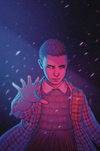 Stranger Things #4 (Bartel Cover)