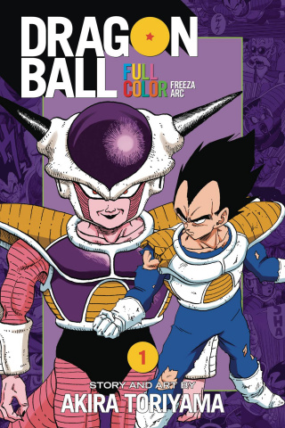 Dragon Ball Vol. 1: Full Color - Freeza Arc
